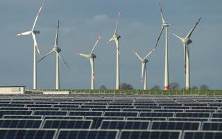 """Theresa May slammed for """"non-answer"""" to Green Investment Bank query at PMQs"""