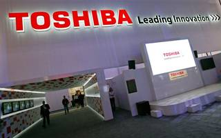 Toshiba's shares are finally rising as its chip business reels in suitors