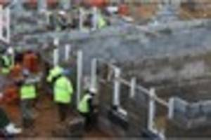 Construction industry needs to employ a new worker every 77...