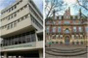 live: leicestershire county council and leicester city council to...