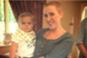 Seriously ill mum-of-three now home from hospital before going to...