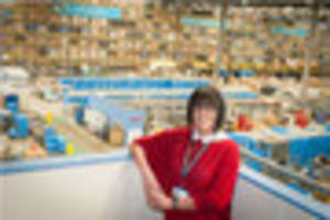 video: british gas distribution hub hailed as its 'jewel in the...