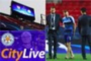 sevilla v leicester city – champions league live! team...