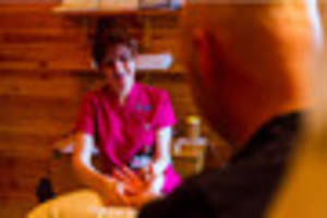 Blood cancer patients offered therapeutic massage to ease...