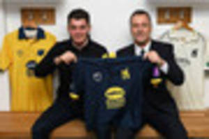 nottingham sportswear brand playerlayer secures kit deal with...