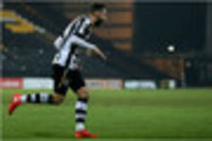 could nottingham forest loanee jorge grant join notts county on a...