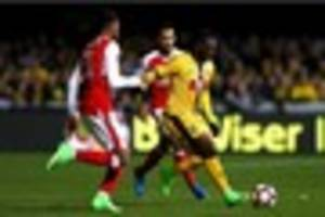 nottingham forest linked with sutton united fa cup hero roarie...