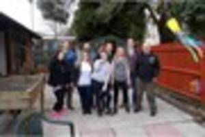young people in plymouth receive £300 donation to help...