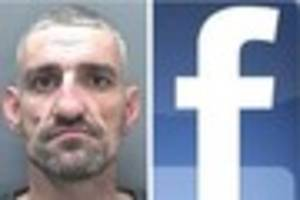 Jail for man who streamed court case live on Facebook from public...