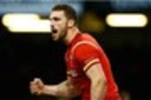 george north back, taulupe faletau on bench as wales pick early...