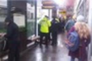 Man arrested after 'disturbance' reported outside Bath Tesco...