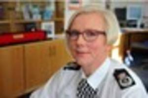 Why Justine Curran had to step down as Humberside Police chief...