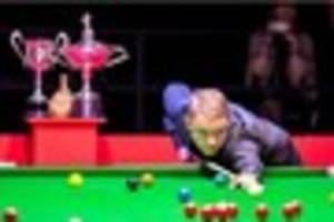 World Seniors Snooker Championship to be streamed live from...