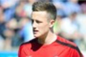 scunthorpe striker returns to club after loan spell