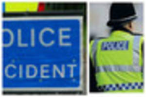 shock as police close road after fatal crash in lincolnshire