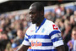 former qpr defender training with aston villa after failure to...