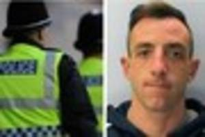 Police are searching for this man from Crowborough