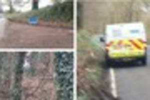 Body found in woodland near Yeovil - day two of probe and...