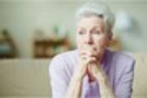 Shock figures from Age UK show hundreds of thousands of elderly...