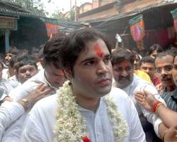 varun gandhi says he cried after reading rohith vemula's suicide note
