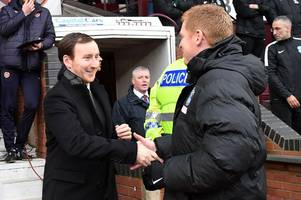 hibs and hearts get ready to do battle in scottish cup replay and our top team make their predictions