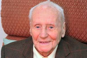 tributes paid to former east ayrshire provost andrew nisbet who has died aged 102