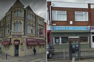 The restaurants and takeaways in Cardiff given zero food hygiene ratings in 2017