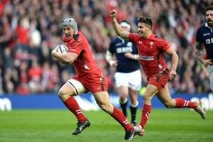 the stats that highlight the welsh dominance over scotland during the warren gatland and rob howley era