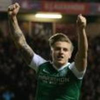 hibs keep scottish cup defence on track with derby win over hearts