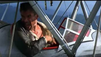 Watch video of Harrison Ford's near miss with a passenger jet