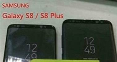 Samsung Galaxy S8 Leaks Reveal On-Screen Home Button and DeX Station