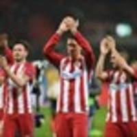Atlético profit from bold approach in Leverkusen