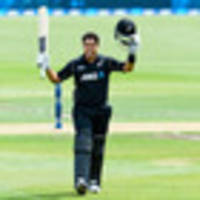 cricket: ross taylor's amazing conversion rate