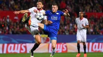 Leicester has a Champions League lifeline; Juventus capitalizes at Porto