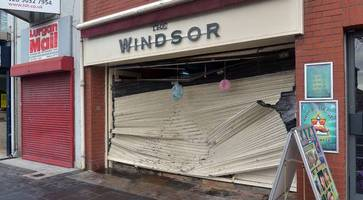 Drunk driver banned after smashing into Northern Ireland bakery