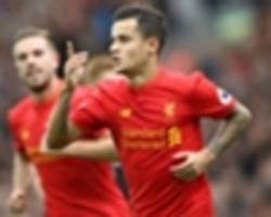 coutinho beats neymar to best brazilian player in europe award