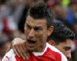 'it takes more than talent' - koscielny insists arsenal must develop hatred of losing
