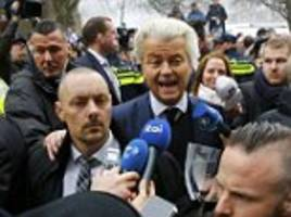 geert wilders' own mother too embarrassed to vote for him