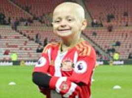 Bradley Lowery's family say doctors found new tumour