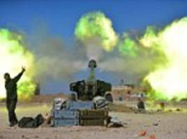 Iraqi forces take Mosul airport from ISIS