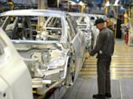 Car manufacturing continues to boom due to increase export