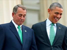 BOEHNER: A repeal and replace of Obamacare is 'not going to happen'