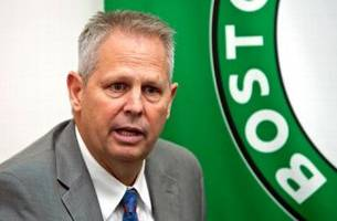 Danny Ainge explains why the Celtics did nothing at the NBA trade deadline