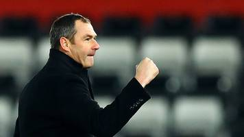 Paul Clement: Swansea City boss urges players to keep winning points