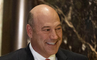 45 trillion reasons why gary cohn has recused himself from all goldman matters