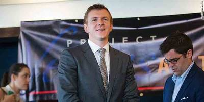 o'keefe drops bombshell undercover video footage from within cnn