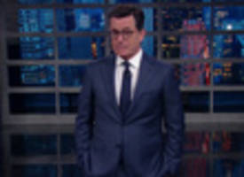 Video: Stephen Colbert Thinks Alex Jones Is What Happens When You Mix Steroids With Peyote