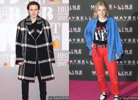 brooklyn beckham gets dating advice from anais gallagher