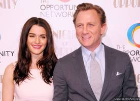Daniel Craig and Rachel Weisz Are 'Living Separate Lives'