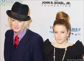Lisa Marie Presley Trashes 'Freeloader' Michael Lockwood as His Demand for Spousal Support Is Denied